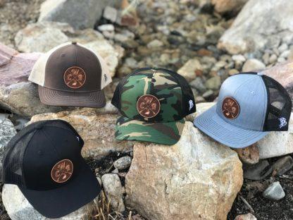 Wasatch Custom Rod's Hats